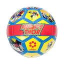 スフィーダ(SFIDA) サッカーボール レトロ柄 HEROシリーズ マイティ・ソー SB-21MV01 (メンズ)