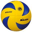 ミカサ(MIKASA) バレーボール検定球 5号球 MVA200 (Men's、Lady's)