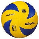 ミカサ(MIKASA) バレーボール 検定球 4号 MVA4...