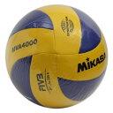 ミカサ(MIKASA) バレーボール 4号球 MVA4000 (Jr)