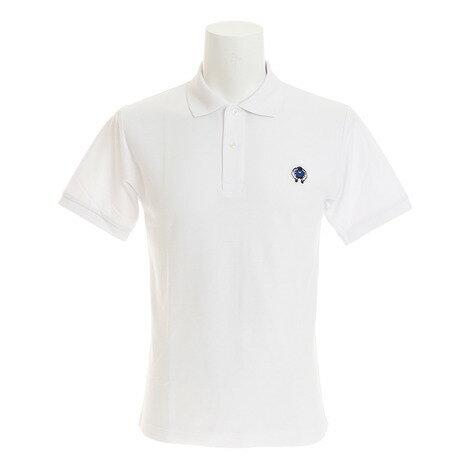 メーカーブランド(BRAND) フロントローマンポロシャツ WHT 400101623 (Men's)