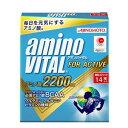 アミノバイタル(amino VITAL) アミノバイタル アミノ酸 2200mg 14本入箱 (Men's)