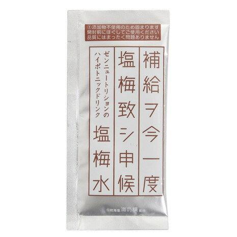 ゼンニュートリション(Zen nutrition) 塩梅水 分包 180745 (Men's、Lady's)