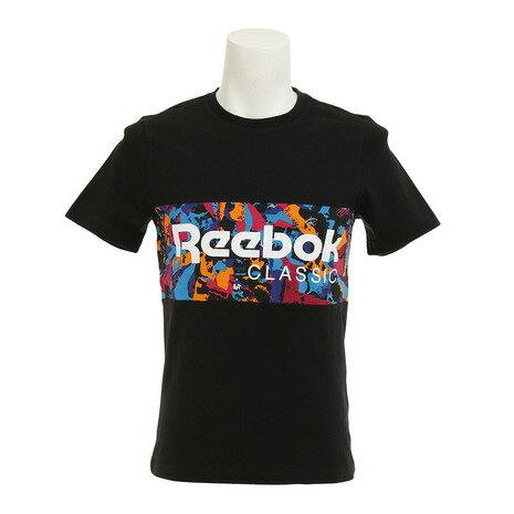 リーボック プリントTシャツ