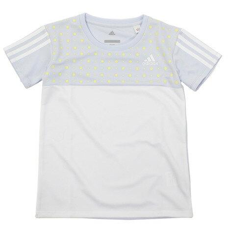 アディダス(adidas) Girls Tシャツ XB ETO82-CX3834 (Jr)
