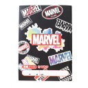マーベル・コミック(Marvel Comics) A5連絡ノート縦 マーベル 50593 (メンズ、レディース、キッズ)