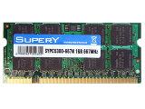▲BUFFALO-D2/N667规格▲笔记本用新货PC2-5300 DDR2-6671GB[▲BUFFALO-D2/N667規格▲ノート用新品 PC2-5300 DDR2-667 1GB]