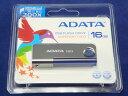 ★回転できる金属カバー★ADATA USBフラッシュメモリ 16G