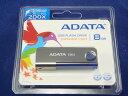 ★回転できる金属カバー★ADATA USBフラッシュメモリ 8G