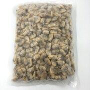 新着商品 凍煮雑色蛤 花蚬子(ボイルアサリ剥き身) 生タイプ あさり Mサイズ 中国産 1kg 500〜700粒