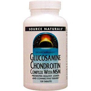 [お得サイズ]グルコサミンコンドロイチン+MSM120粒入[サプリメント/健康サプリ/サプリ/健康食