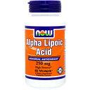 アルファリポ酸 250mg 60粒[サプリメント/美容サプリ/サプリ/アルファリポ酸/αリポ酸/α-リポ酸/now/ナウ/栄養補助/栄養補助食品/アメリカ/カプセル/サプリンクス]