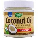 オーガニック エキストラバージン ココナッツオイル(中鎖脂肪酸/MCTオイル62%含有) 454g[食品/調味料/油/サプリンクス/MCTオイルダイエット]
