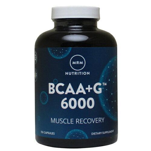 BCAA(分岐鎖アミノ酸)+Lグルタミン 6000 150粒 [サプリメント/健康サプリ/サプリ/BCAA/栄養補助/栄養補助食品/アメリカ/カプセル/サプリンクス]