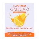 コロメガ オメガ3 スクィーズ (EPA・DHA含有)※オレンジ 2.5g×30袋 サプリメント 健康サプリ サプリ DHA EPA 粉末 栄養補助 栄養補助食品 アメリカ 袋 サプリンクス