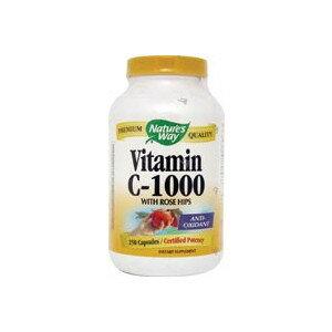 [お得サイズ]ビタミンC1000+ローズヒップ250粒[ダイエット・健康/サプリメント/健康サプリ/