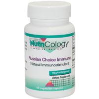 ロシアンチョイスイミューン(ラムノース乳酸菌)60粒[サプリメント/健康サプリ/サプリ/乳酸菌/栄養