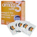 コロメガ オメガ3 スクィーズ (EPA・DHA含有)※オレンジ 30袋 [サプリメント/健康サプリ/サプリ/DHA/EPA/粉末/栄養補助/栄養補助食品/..