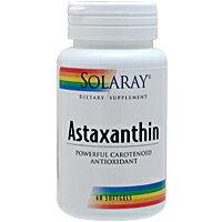アスタキサンチン1mg60粒[健康食品/栄養調整食品/アスタキサンチン/SOLARAY/ソラレー/サ