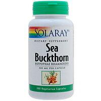 シーバックソーン(サジー/サージ)100粒[サプリメント/健康サプリ/サプリ/植物/ハーブ/SOLA