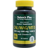カルマグ ビタミンD3&ビタミンK2(カルシウム&マグネシウムを2:1の黄金バランスで) 90粒 [サプリメント/健康サプリ/サプリ/ミネラル/カルシウム/栄養補助/栄養補助食品/アメリカ/タブレット/サプリンクス]