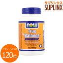 トゥルーバランス(「糖」が気になる方のマルチビタミン&ミネラル)120粒[サプリメント/健康サプリ/...