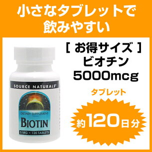ビオチン ビタミン タブレット サプリメント