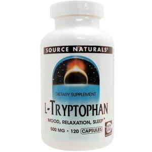 トリプトファン サプリメント アミノ酸 アメリカ カプセル