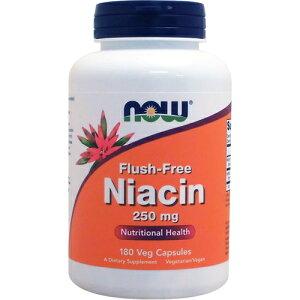 フラッシュ ナイアシン ビタミン サプリメント