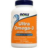 [优惠尺寸]ultra欧米茄3(EPA&DHA)※胆固醇自由180粒[营养补品/健康sapuri/sapuri/DHA/EPA/now/now/经济实惠装/营养补助/营养补助食[[ お得サイズ ] ウルトラオメガ3(EPA&DHA)※コレステロールフリー 180粒