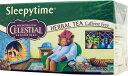 セレッシャル シーズニング スリーピータイム カフェインフリー ハーブティー 20ティーバッグ[ハーブティー/カモミール/サプリンクス/通販/楽天]