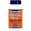 アルファリポ酸 600mg+ グレープシードエキス&バイオペリン 60粒[サプリメント/美容サプリ/サプリ/アルファリポ酸/αリポ酸/α-リポ酸/now/ナウ/栄養補助/栄養補助食品/アメリカ/カプセル/サプリンクス]