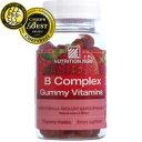 Bコンプレックス(ビタミンB群) グミ ※イチゴ 70粒[サプリメント/健康サプリ/サプリ/ビタミン/ビタミンB群/栄養補助/栄養補助食品/アメリカ/グミ/サプリンクス]