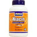 ナイアシン(ビタミンB3) 500mg 100粒...