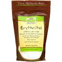 エリスリトール 100%ピュア 454g(砂糖代替甘味料)[ダイエット/ダイエットフード/now/ナ