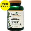 グルコサミン コンドロイチン + MSM ミニタブ 360粒...