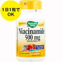 ナイアシンアミド(ビタミンB3) 500mg 100粒[サプリメント/健康サプリ/サプリ/ビタミン/ナイアシン/栄養補助/栄養補助食品/アメリカ/..