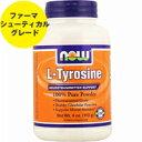 Lチロシン 100%ピュアパウダー 113g[サプリメント/...