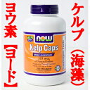 Support ★ kelp ★( iodine, mineral potassium combination) [YDKG-kd] of your health maintenance