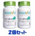 アクアヴィータ ビタミンB群100+葉酸(400μg) 30粒(約30日分)【2個セット】