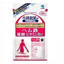小林製薬 ヘム鉄 葉酸 ビタミンB12 90粒(約30日分)