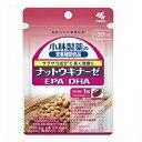 小林製薬 ナットウキナーゼ DHA EPA 30粒(約30日分)
