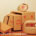 【宅配便】ナカノ 知育楽器 Rhythm poco(リズム・ポコ) サイコロボックス&ベビーカスタネット ピンク RP-390/SB/PK
