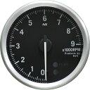 日本精機 Defi デフィ ADVANCE RS 80Φ タコメーター 9000rpm 「送料無料!!」
