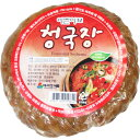 チョングッジャン180g■納豆チゲ チョングッジャン 清麹醤 豆の風味 韓国料理 韓国の味噌 味