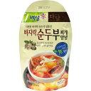 【ダダム】純豆腐鍋(スンドゥブチゲ)の素140g