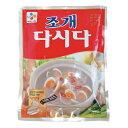 アサリダシダ300g■韓国調味料、韓国だし、韓国ダシダ、韓国食品、韓国食材、韓国人気商品■