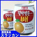ショッピング野菜ジュース 【ヘテ】おろし梨ジュース238ml
