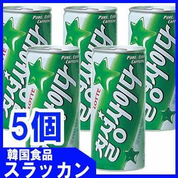 サイダー(缶)238ml5個