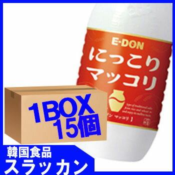 イドン【二東】【マッコリ-1L(PET)(15個...の商品画像